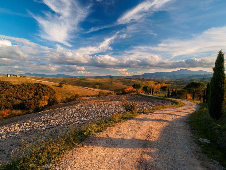 Tuscany's colors - OLYMPUS DIGITAL CAMERA