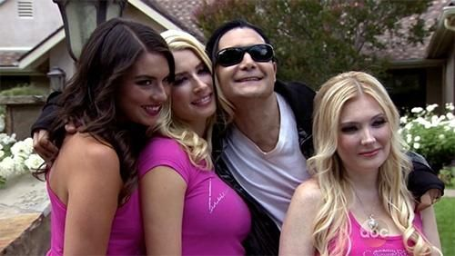 Corey Feldman: Sex Cult Revealed on Celebrity Wife Swap?! The Latest In Celeb Gossip[!