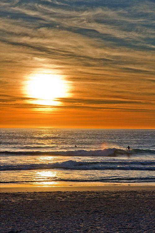 Llandudno Beach, Cape Town, South Africa Sunset over Llandudno Beach
