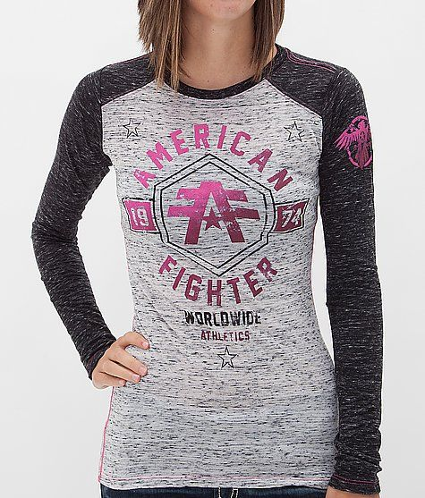 American Fighter Jacksonville T-Shirt - Women's Shirts/Tops | Buckle