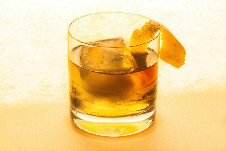 Fallback Cocktail - Created for the autumn menu at the John Dory Oyster Bar (via Lucky Peach)