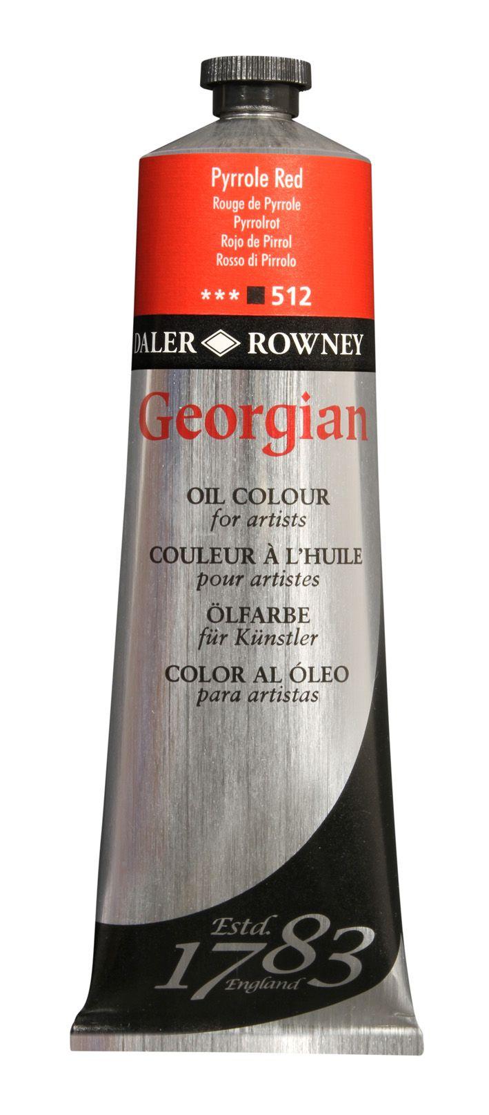 Óleo Georgian Daler Rowney 225ml. Si te gusta aquí lo tienes: http://www.artemiranda.es/fichaproducto.asp?idproducto=3522