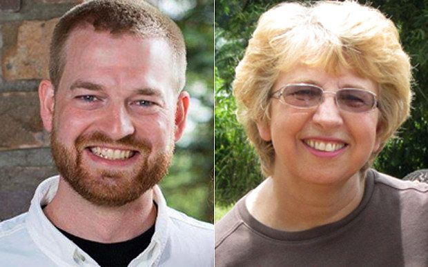two americans with ebola | Two Americans who had been infected with Ebola leave Atlanta hospital ...