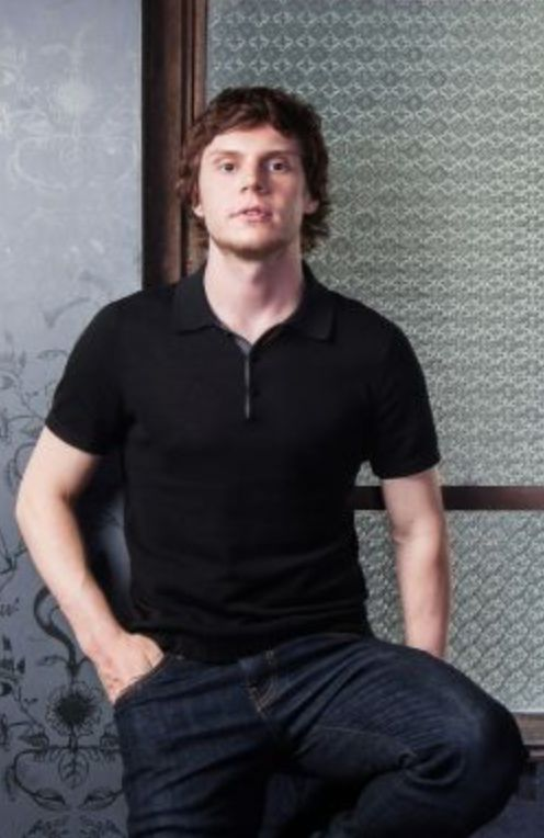 Great article! Read it. Evan Peters of X-Men and American Horror Story.