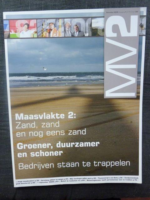 Nieuw stukje Nederland en ik bedenk, schrijf en redigeer vrolijk mee. Groener, duurzamer, schoner: dat is de uitdaging. Eerste nummer, december 2008.
