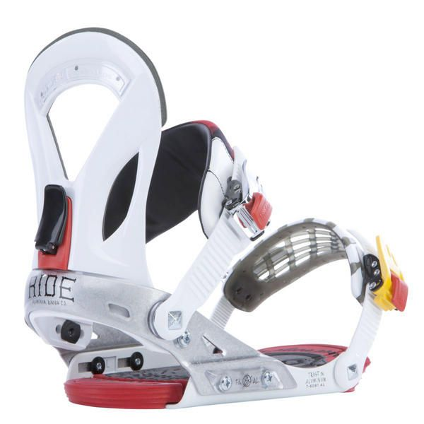 Ride EX Snowboard Bindings 2015 Ride EX Snowboard Binding 2015 - T Built for versatility and durability, the EX snowboard binding features Ride's all new aluminum Edge™ chassis to provide all-mountain performance and flex, #snowboard #snowboarding #rideexsnowboardbindings2015 #allmountain