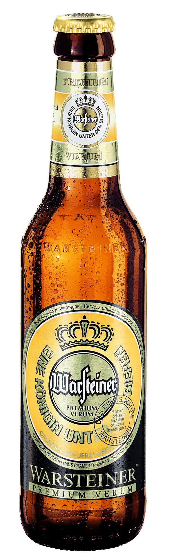 Warsteiner beer, Germany