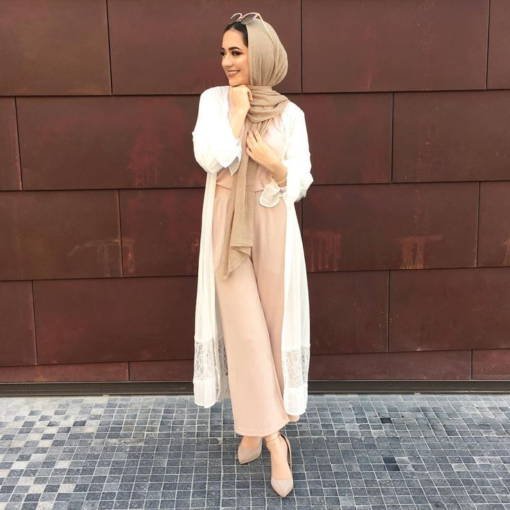Hijab Fashion | Nuriyah O. Martinez | See this Instagram photo by @jawaherrbrr • 5,528 likes