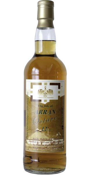 Every year the whisky Club Groningen tries to have it's own club bottling. This is one of the many club bottlings they made available for their members. I'm not going to write more here but let the whisky speaks for itself. #arran #duncantaylor #vintage