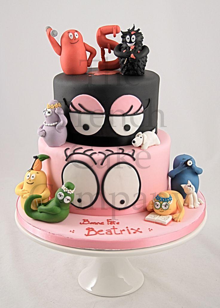 Cake for Girls - Gateau D'anniversaire Pour Enfants Filles - Verjaardagstaart