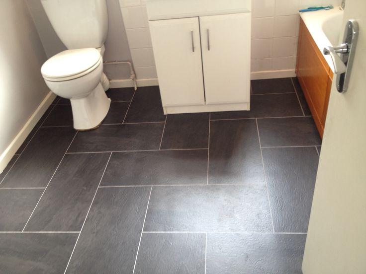 Vinyl Flooring Bathroom Pictures