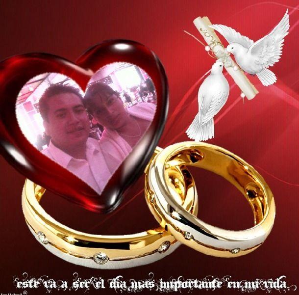 En mi boda