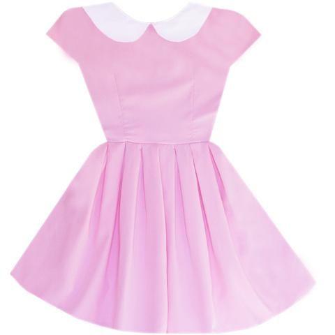 Strawberry Milk Wendy Dress