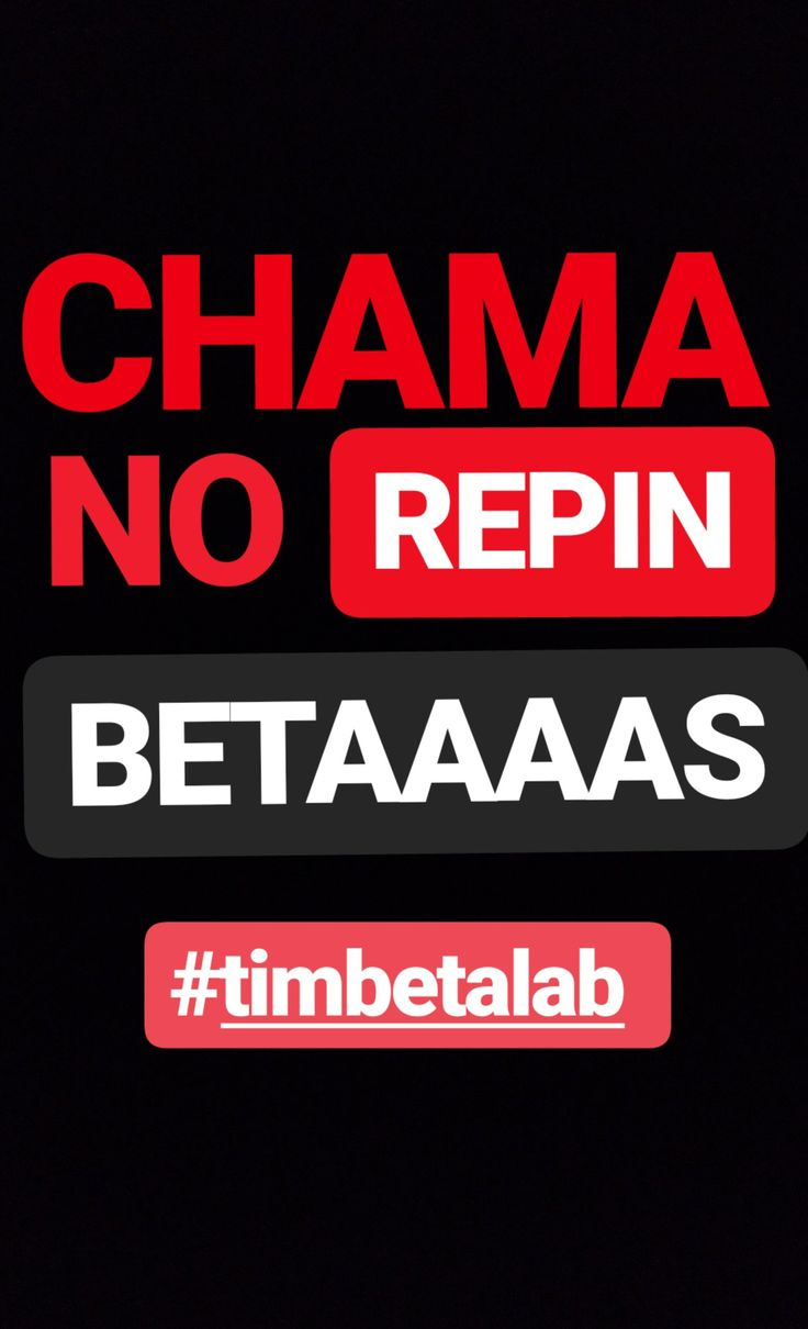 Chaama no #REPIN galerinha #timbeta #timbetalab