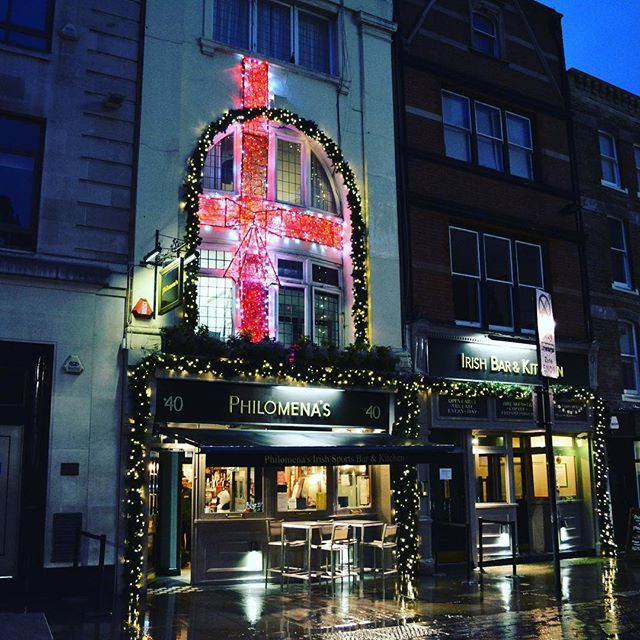 We do commercial Christmas lighting for any business! | Lumiere Events