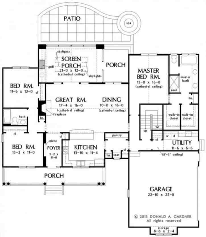 Minimalist Ranch House Plans Country Style House Plans Ranch House Plans Country House Plans