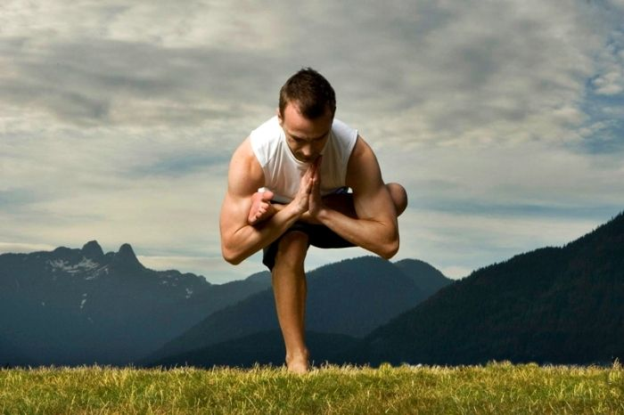 Psychologically, flexibility training helps you to be flexible in mind.