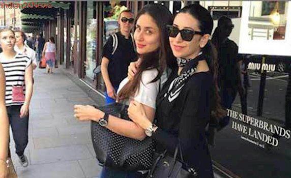 Kareena Kapoor is a pro at motherhood, says sister Karisma Kapoor