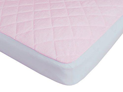 Bamboo Waterproof Crib Mattress Pad Thick Perfect Baby And