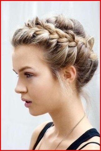 Vintage French Braid Hairstyles Braided Hairstyles Cute