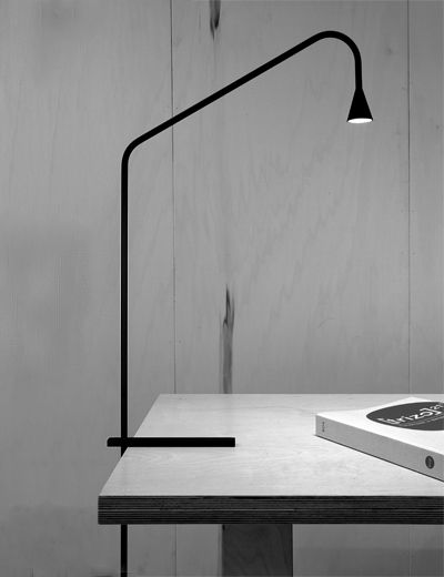 Austere - T lamp by © Trizo21.