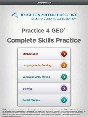 GED Pocket Prep on the App Store - itunes.apple.com