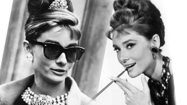 Ecco perché mi piace venire da Tiffany per l'atmosfera tranquilla e serena che si respira non per i gioielli, sinceramente a me non piacciono i gioielli, ma solo i diamanti! -Colazione da tiffany_Audrey Hepburn-