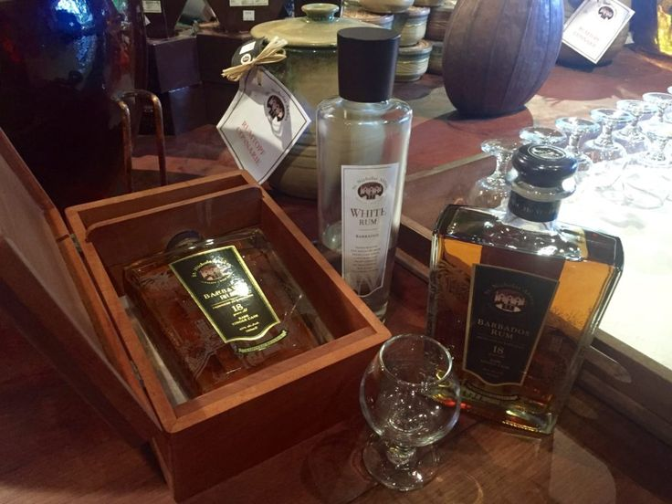 See how the humble sugarcane is transformed into incredible Barbados rum....