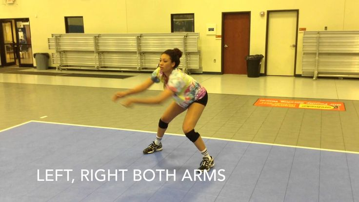 Munciana Volleyball Ball Control Series. This is legit.
