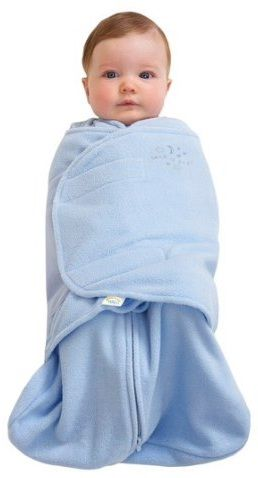 HALO SleepSack Micro-Fleece Swaddle