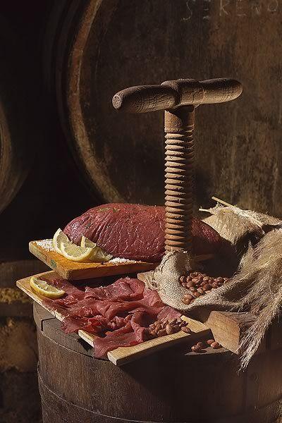 Carne salada | Rump Steak, Trentino Alto Adige