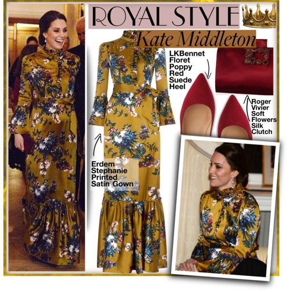 A fashion look from January 2018 by anne-mclayne featuring Roger Vivier, Seletti, GetTheLook, katemiddleton, CelebrityStyle and royalstyle