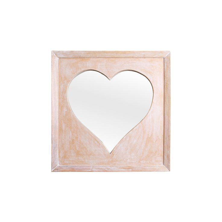Square Heart Mirror Frame. Dimensions 40x40x3. Make your order here http://www.smallthings.gr/shop/bath-room/square-heart-mirror-frame/#.VL-pKi53AxI
