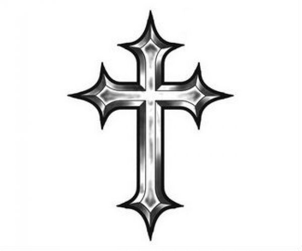 Sharp Cross Tattoo Design: Crosses - Google Search