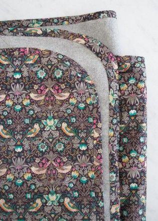 Pure + Simple Wool Blankets | Purl Soho - Create