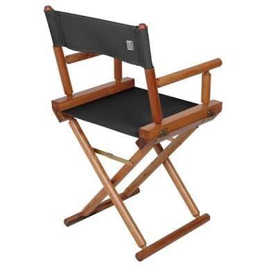 Cadeira diretor de cinema