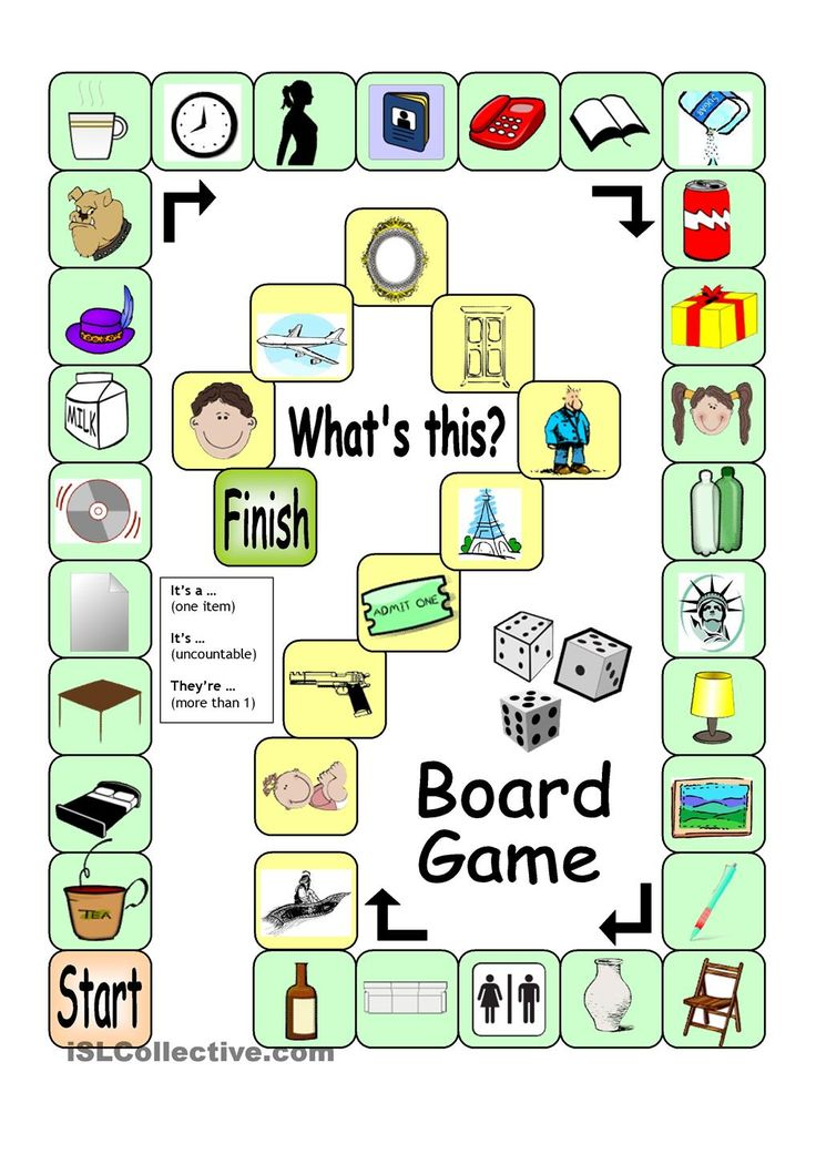 Board Game - What´s this? Its a ...