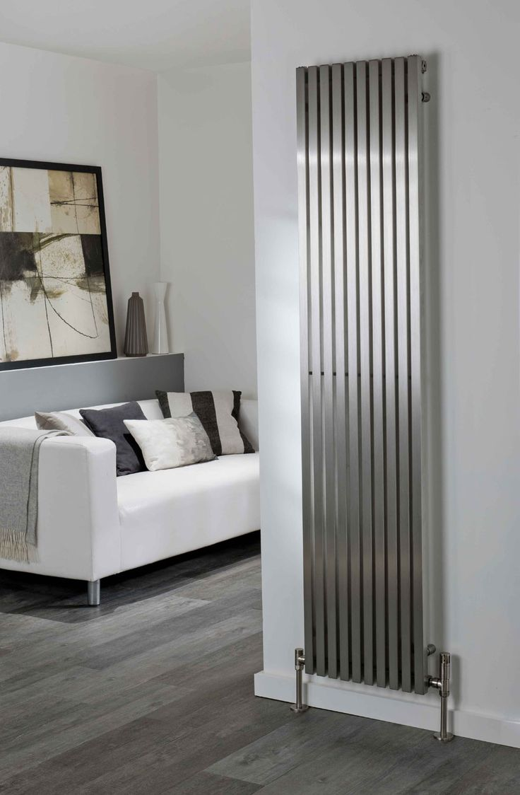The Radiator Company Mara has large square tubes which provide understated gravitas with great outputs. This radiator is hand produced and made from 304 grade Stainless steel which is highly corrosion resistant, suitable for both direct and indirect systems. Available in a brushed finish and 4 sizes. Free stainless steel cleaning glove included. Complete with a 20 year guarantee. Prices from £654.72