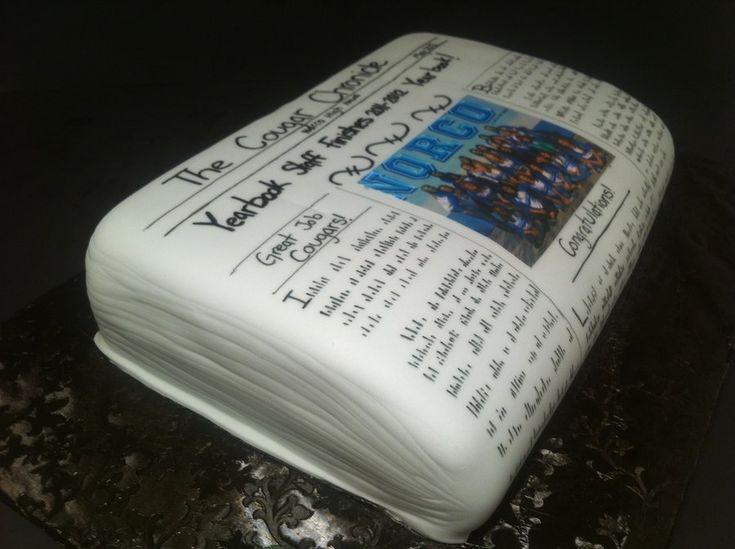 Festive Chocolate Cake Crossword