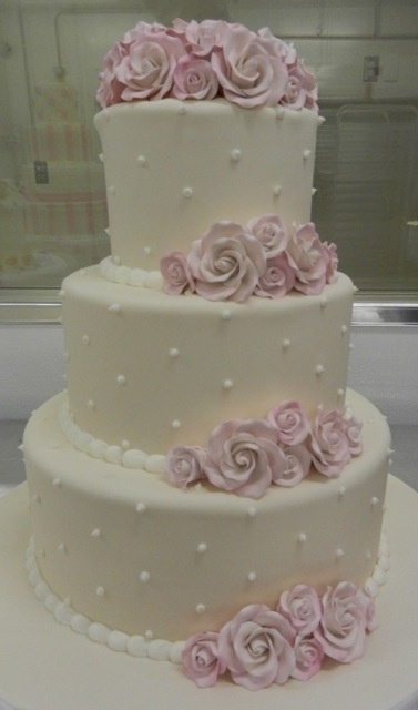 Fancy Wedding Cakes Pictures