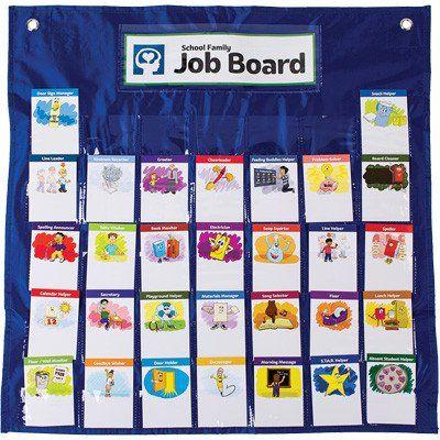 School Family Job Set – Conscious Discipline