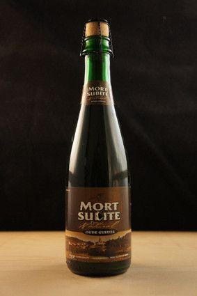 Mort Subite Oude Gueuze – FIRMA BIER - Online het beste speciaalbier bestellen / The finest craft beer online.
