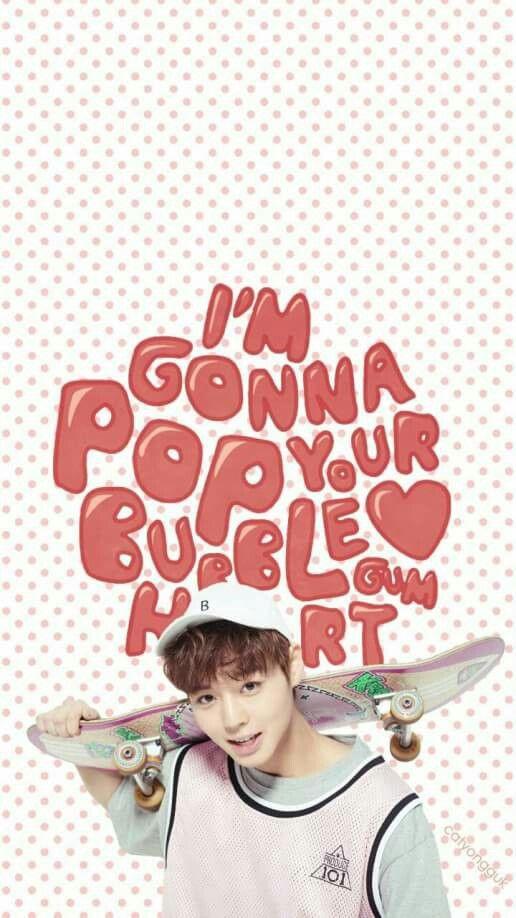 Park Ji Hoon (박지훈) | wallpaper produce 101 season 2