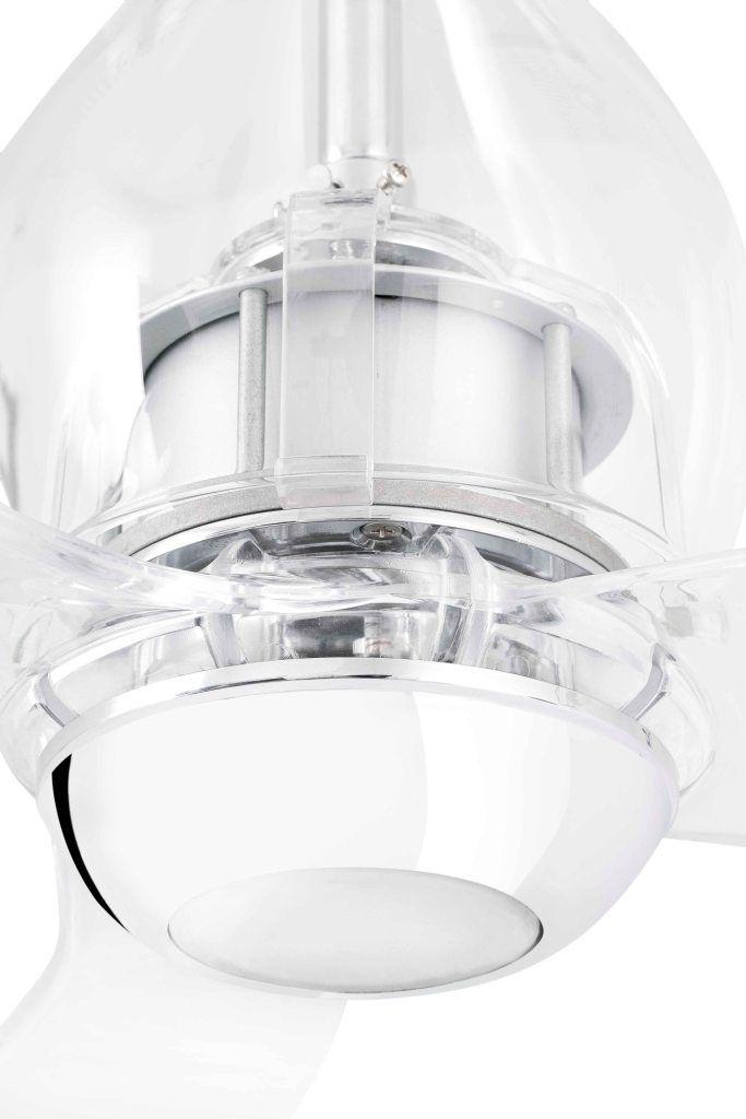 Kit de Luz para ventilador IL5333822-B #decoracion #iluminacion #diseño #lamparas #interiorismo #ventiladores #accesoriosventiladores