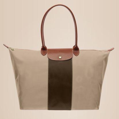 Longchamp - Le Pliage - Personalized - Apr 2014