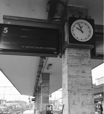 Arkista Onnea: Onko aseman kelloon luottamista?