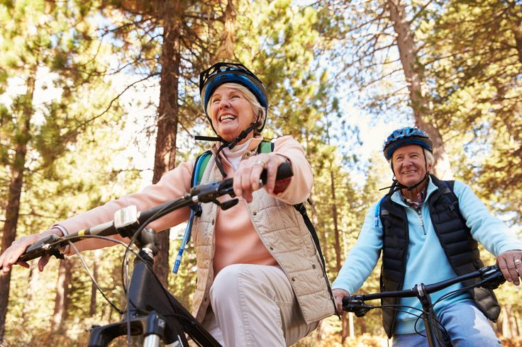 Cycling is an activity that can be enjoyed well into our retirement years. Cycling is a great way to keep active, socialize, and compete! Cycling also has many other health benefits, too, and because the bicycle itself supports your body, cycling isn't necessarily a weight-bearing exercise …