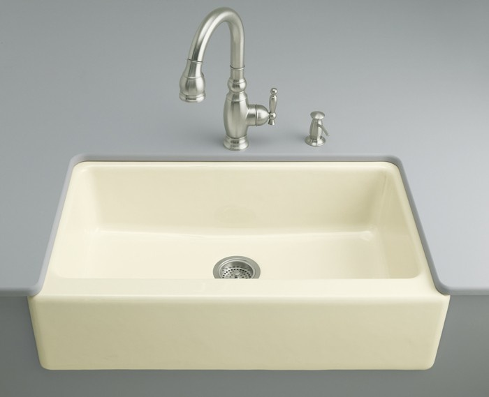 Best Apron Sinks : 17 Best images about SINKS on Pinterest Apron sink, Farm sink and ...