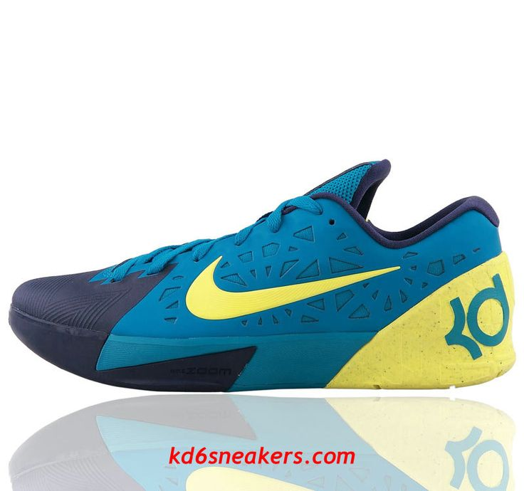 NIKE KD TREY 5 blue Kevin Durant Basketball shoes #KD #5