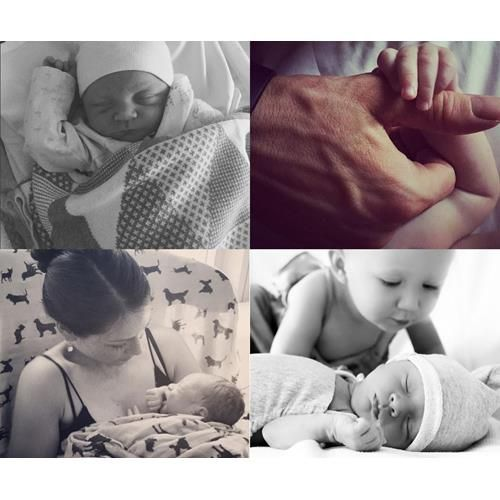 From the highly anticipated arrival of the royal baby to our first glimpse of Lucy Liu's surprise addition, 2015 has seen some cute baby announcements.